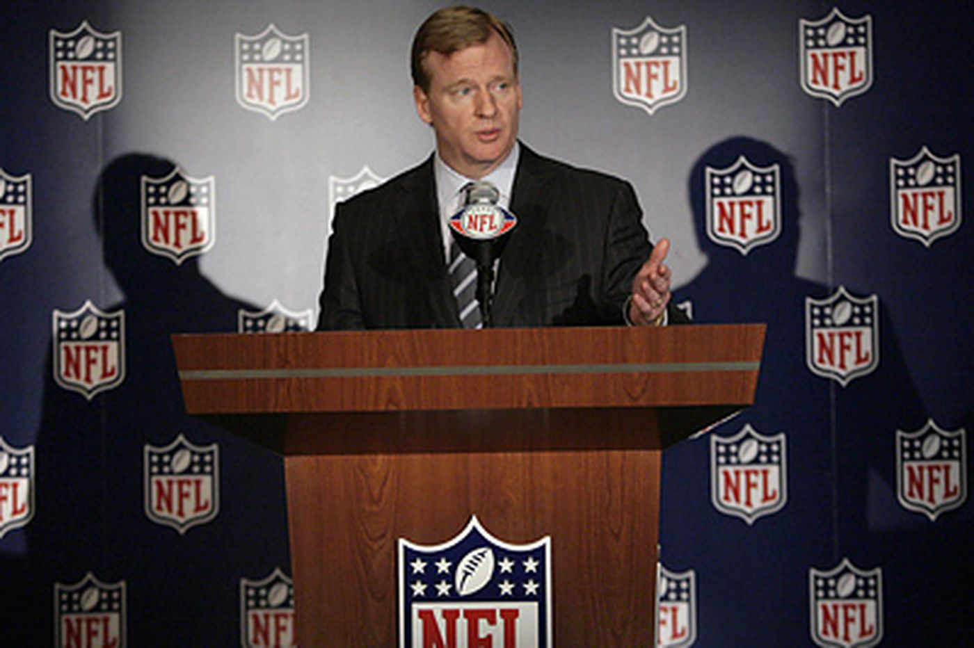 Rich Hofmann: NFL owners open to 'negotiating'