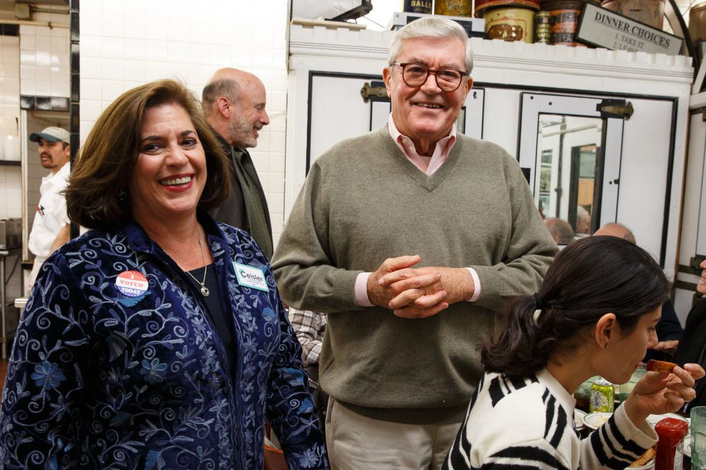 Modern family gets behind judicial candidate