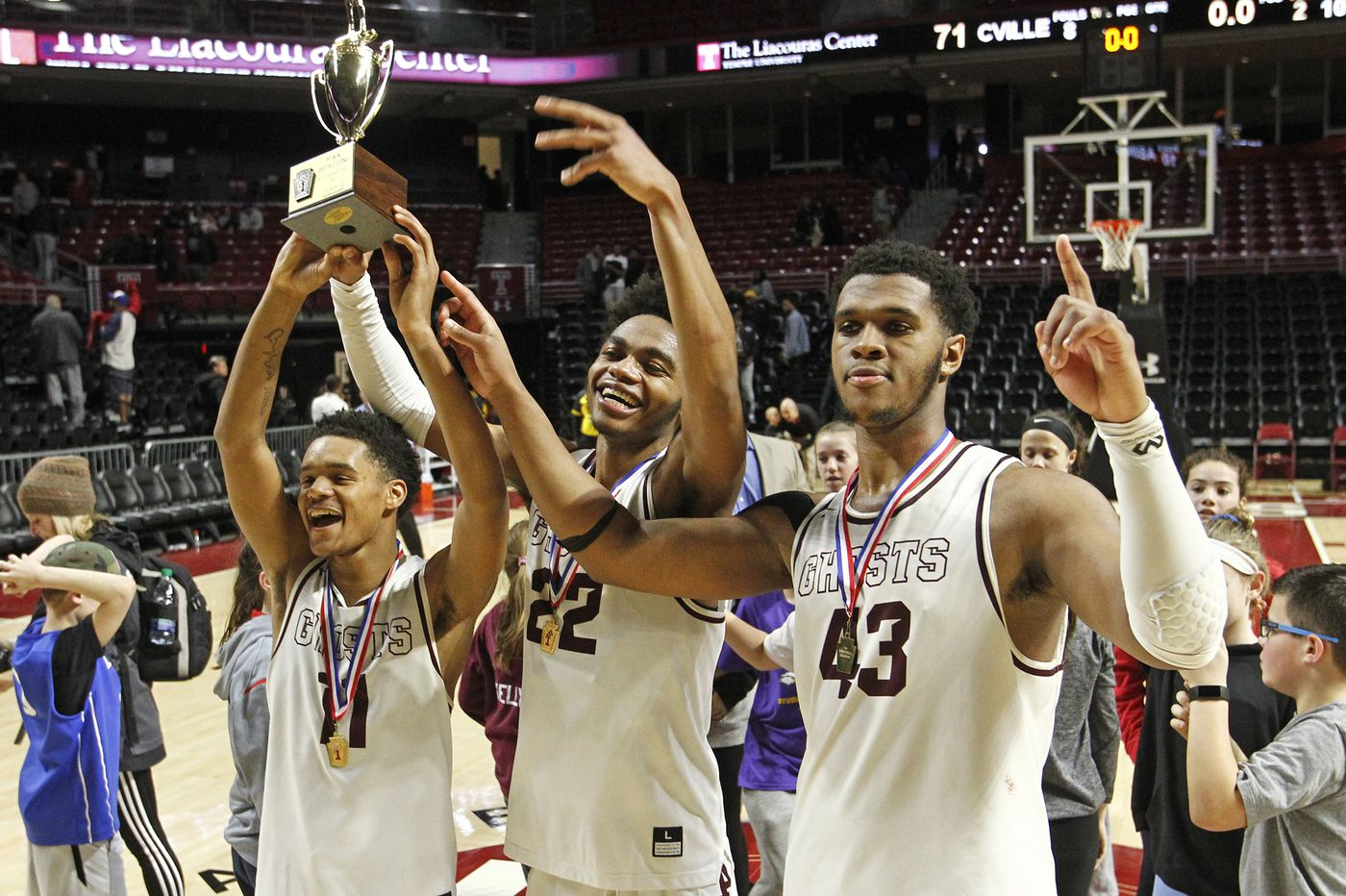 Led by Eric Dixon, Abington beats Coatesville to win third straight District 1 6A basketball championship