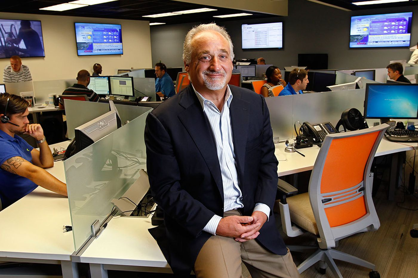 Evolve IP rides the cloud to a third year on the Inc. 5000