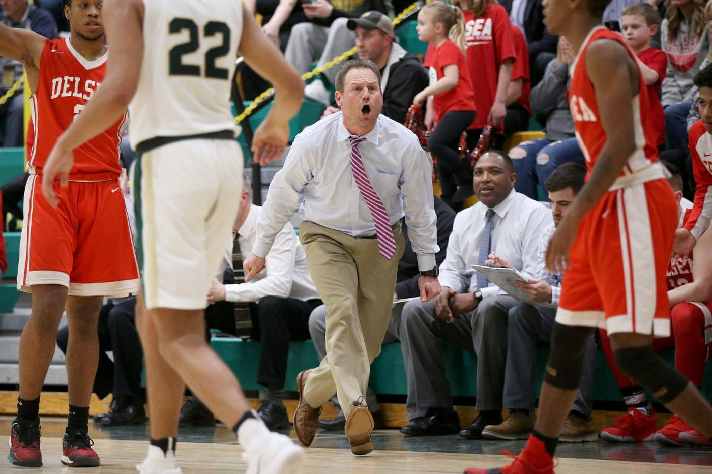 South Jersey Coach of the Year: Delsea's Tom Freeman