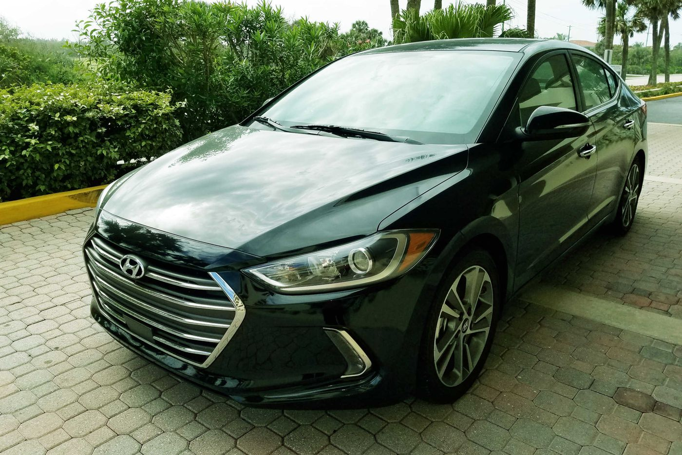 Hyundai Elantra offers styling, comfort, and connectivity