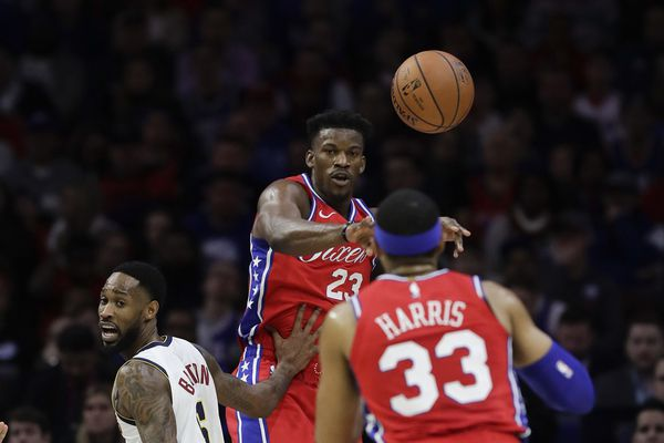 The Sixers don't seem to be struggling to get over their breakup with Jimmy Butler. Tobias Harris could be why | David Murphy