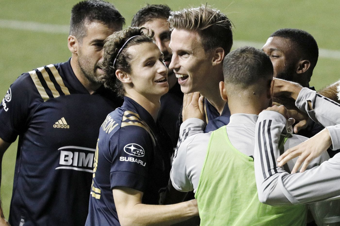 Brenden Aaronson played four positions in the Union's win over FC Cincinnati