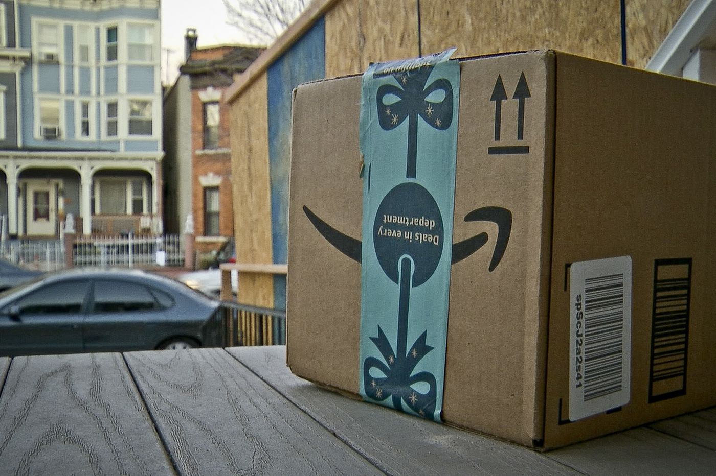 Making porch pirates walk the plank | Opinion