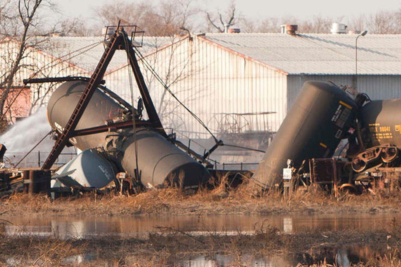 Paulsboro citizens seek air monitors, evacuation plans