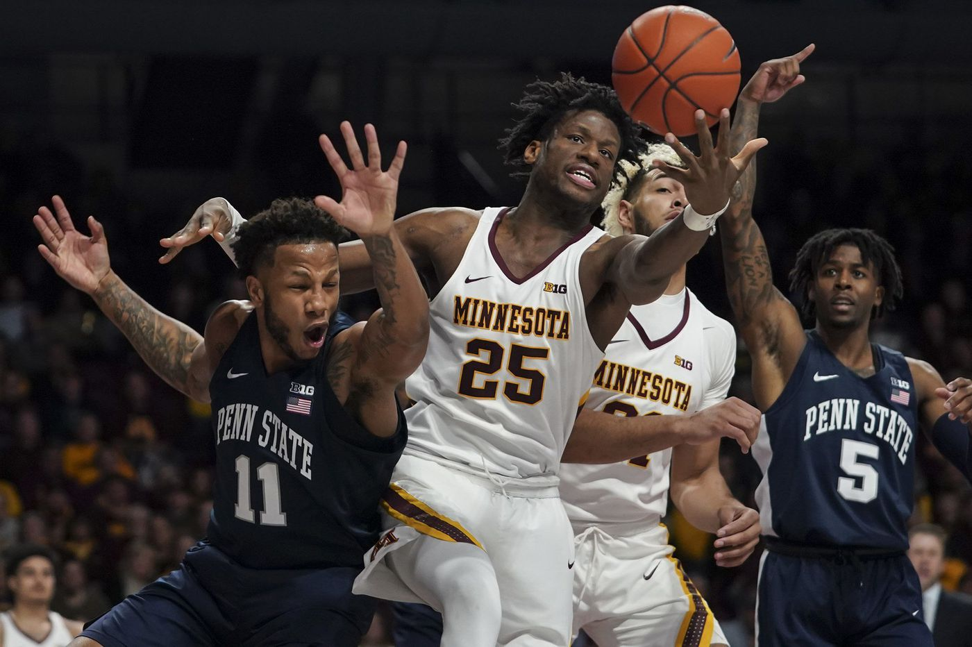 College basketball: Get ready for more strange occurrences