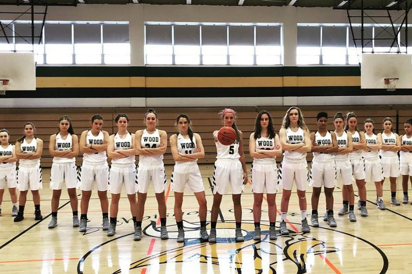 Archbishop Wood girls' basketball is ranked nationally