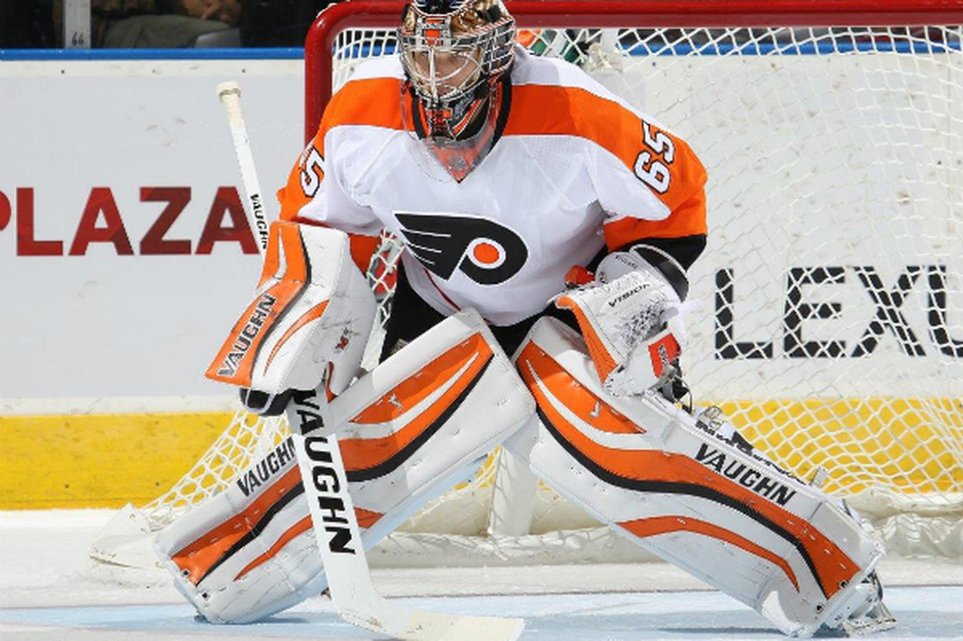 With Mason hurt, Flyers' goaltending situation is in flux
