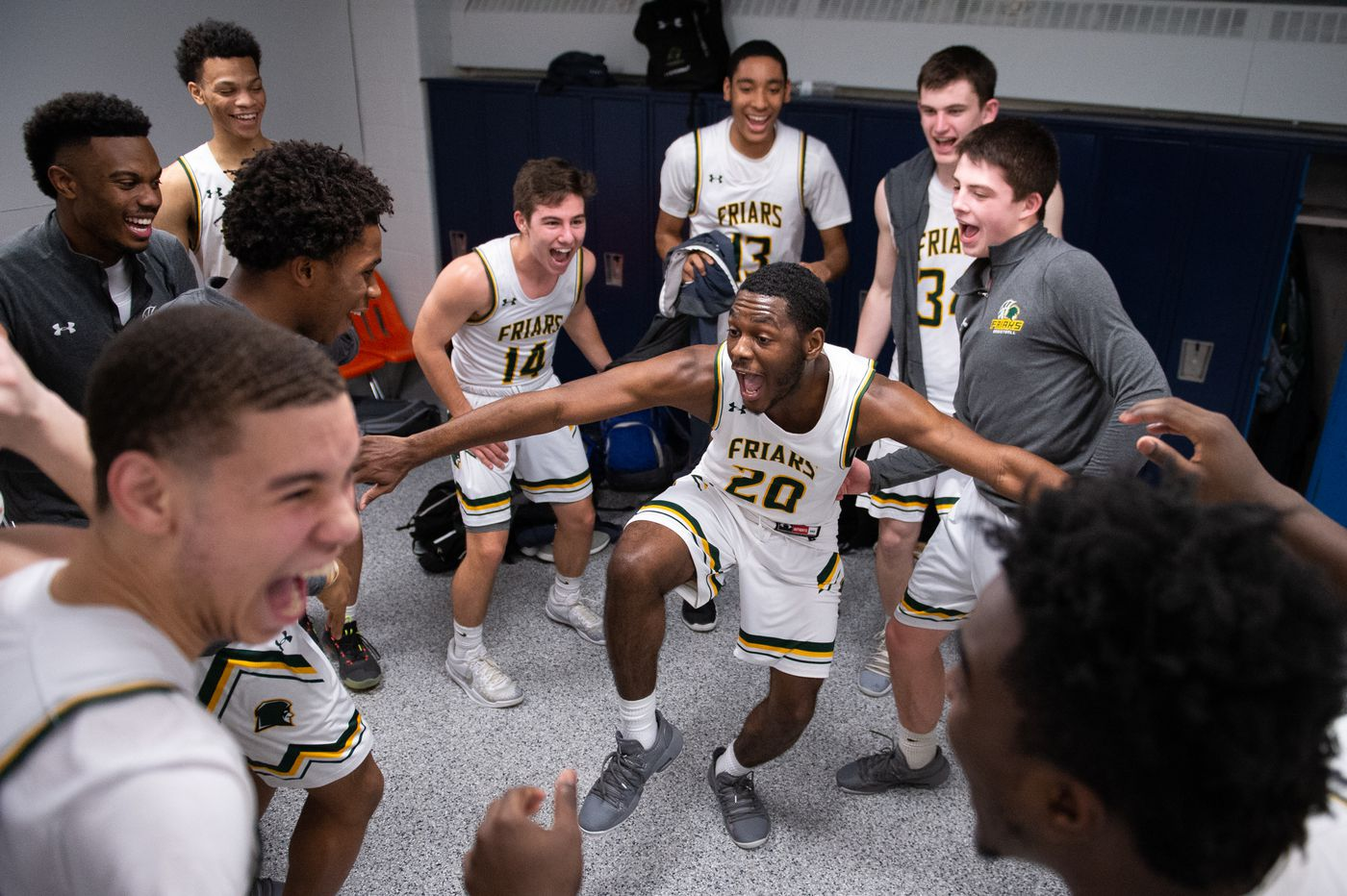 PIAA Class 4A boys' playoffs: Tyreese Watson leads Bonner-Prendie past Archbishop Carroll in semifinal at both ends of the court