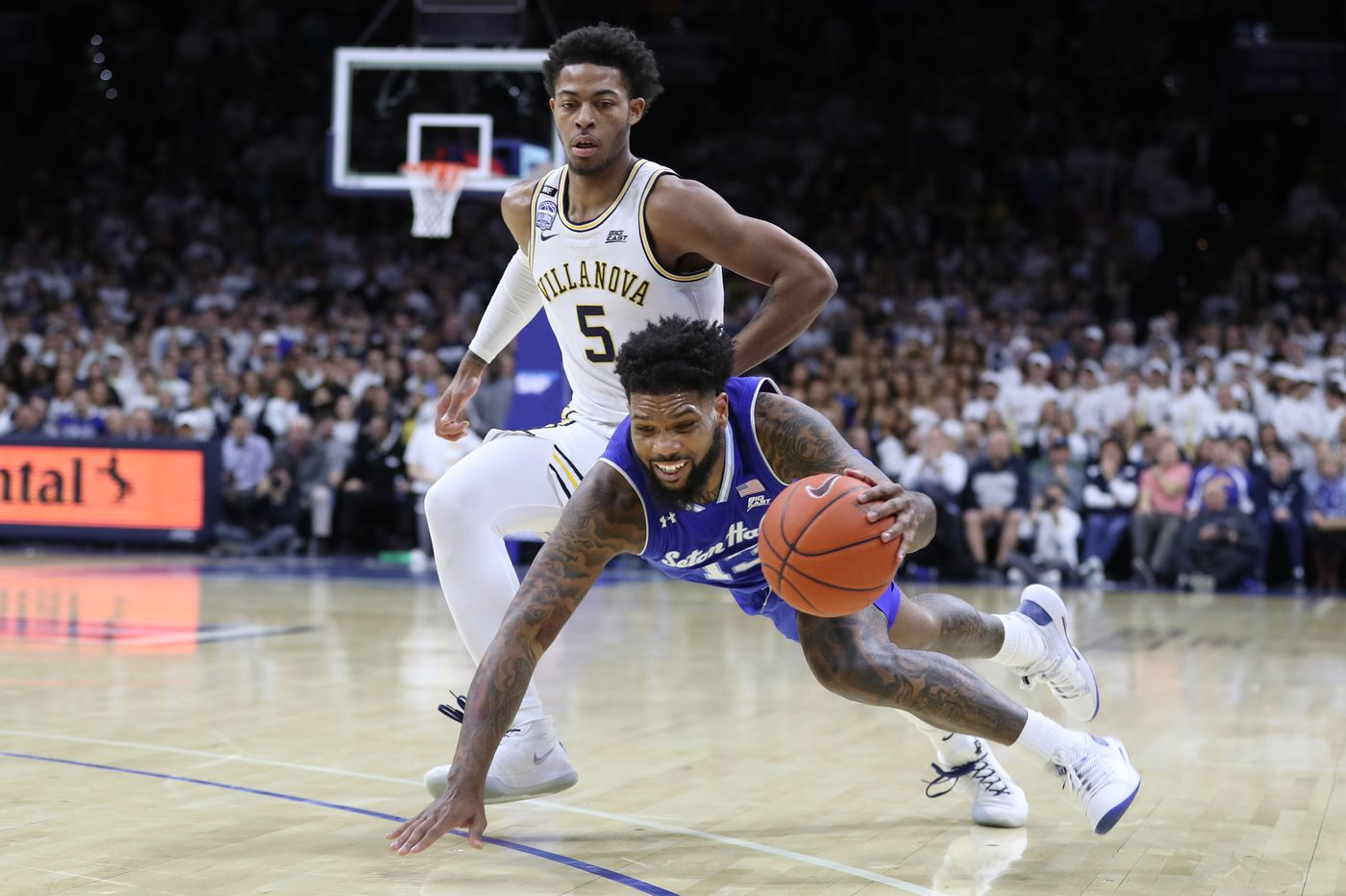 No. 12 Seton Hall 70, No. 10 Villanova 64: Stats, highlights and reaction from the game of the year (to date) in the Big East