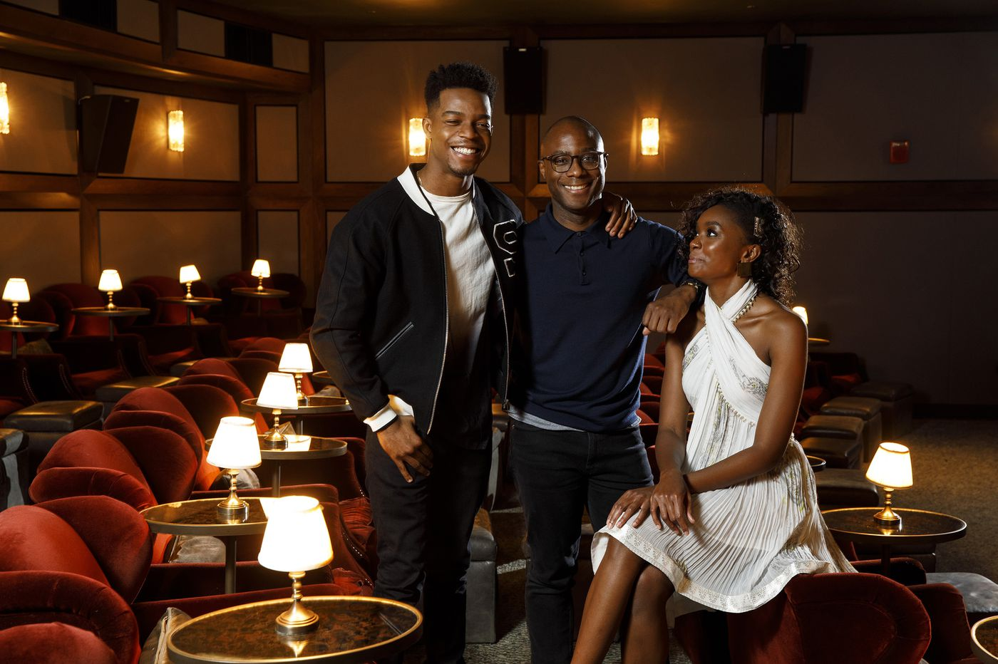 Barry Jenkins on 'If Beale Street Could Talk' and a banner year for black directors