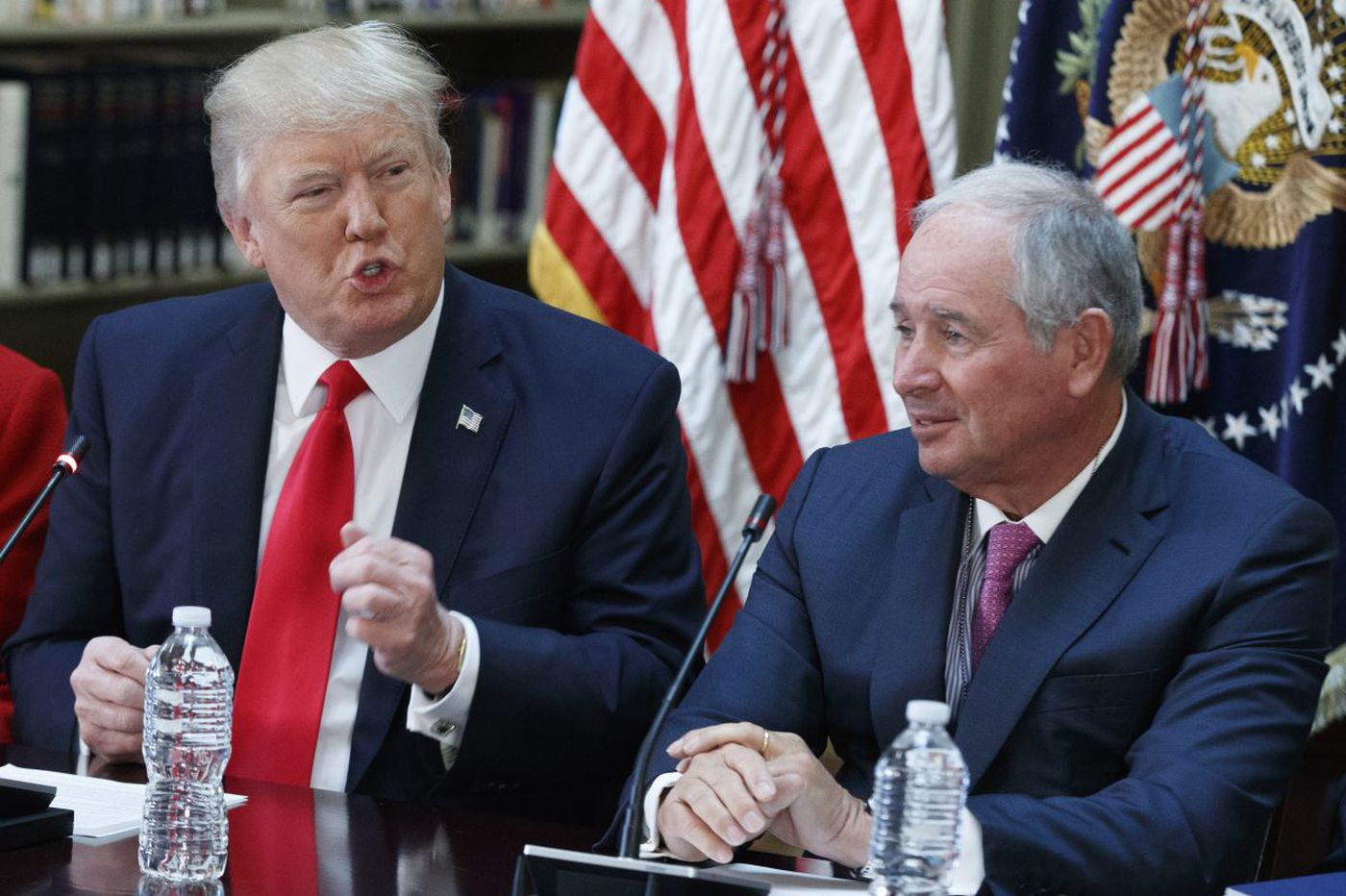 Big numbers: Stephen Schwarzman's $25M Abington gift and his firm's $300M+ in fees and profits from Pa. school pensions