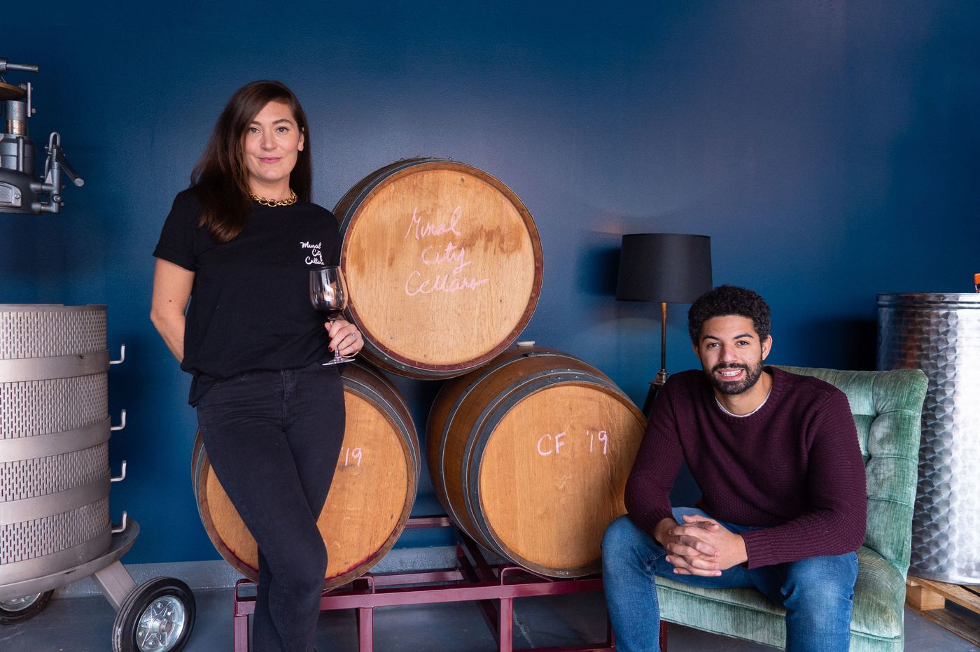 Mural City Cellars opening an urban winery in Philly