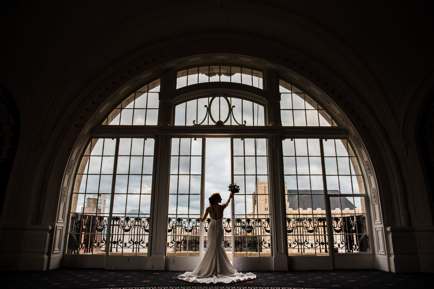 Philadelphia weddings: Maggie Ebbott and Patrick Haviland