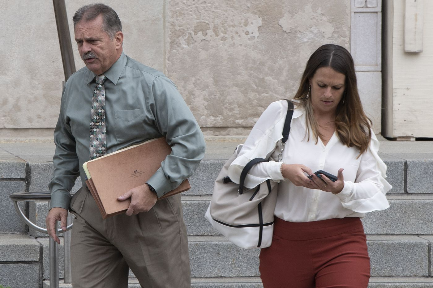 Jury deliberates for 5th day without verdict in hate-crime assault trial of former police chief