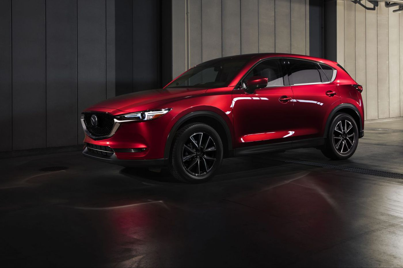 Mazda takes a good thing - its CX-5 - and tinkers with it