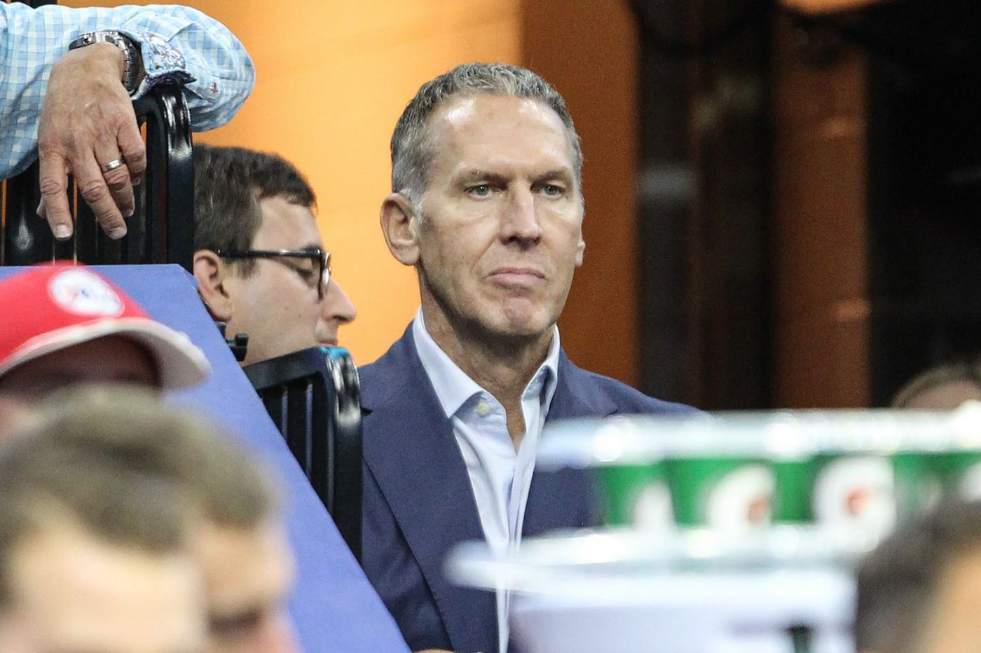 Sixers' GM Bryan Colangelo's core flaw? He was too insecure about Sam Hinkie | Mike Sielski