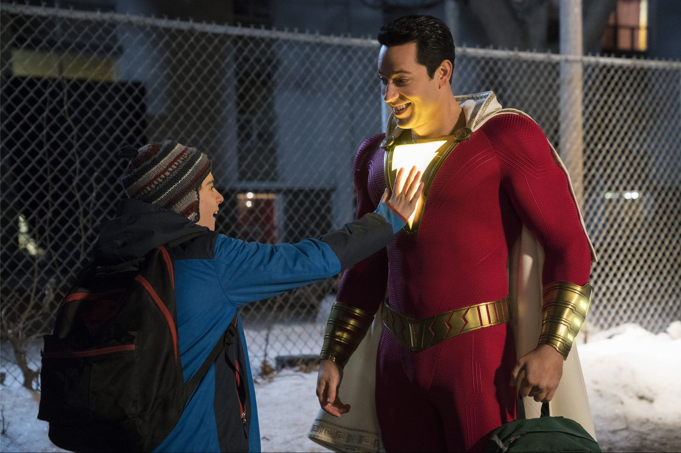 DC Comics' upcoming film 'Shazam!' is set in Philly, but it wasn't filmed here, and other Philly trailers from Comic Con