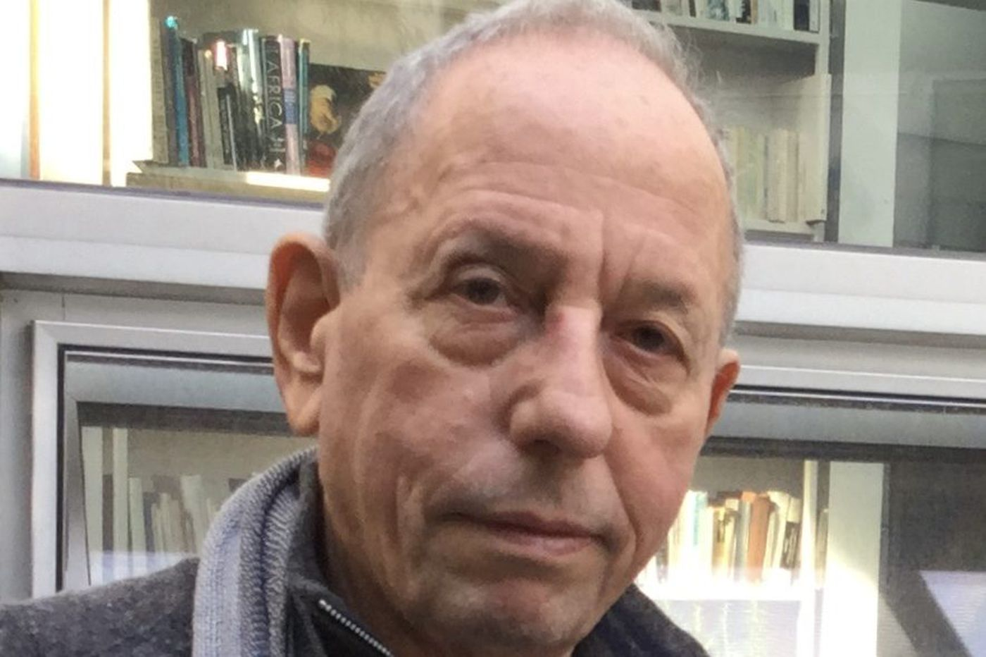 David S. Slovic, 77, renowned postmodern architect