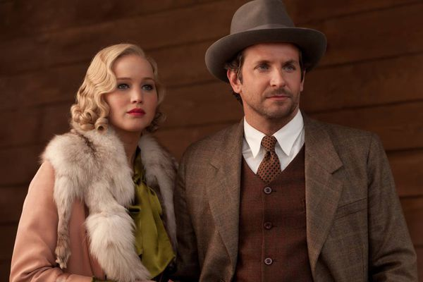 'Serena': Cooper and Lawrence misfire in corny backwoods epic