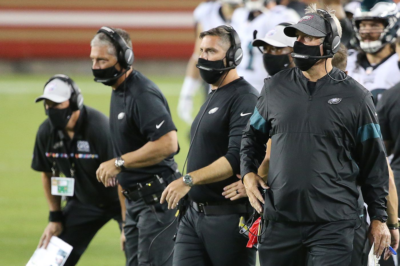 Weary Eagles unfairly face peppy Steelers because of the Titans' COVID-19 outbreak | Marcus Hayes