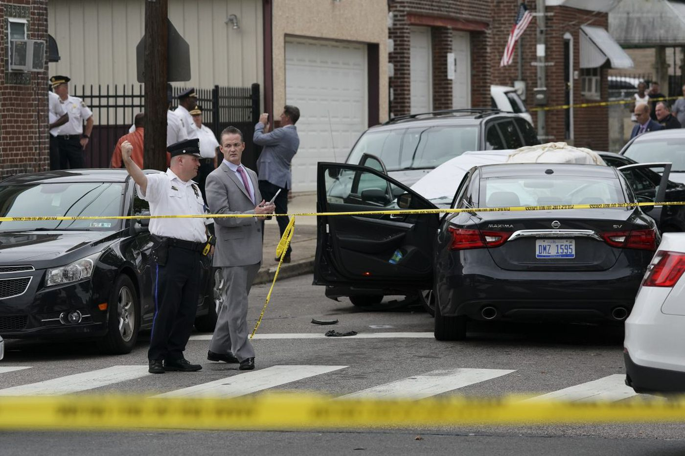 Philly cop, cleared in fatal August shooting, shot someone else in 2012, records show