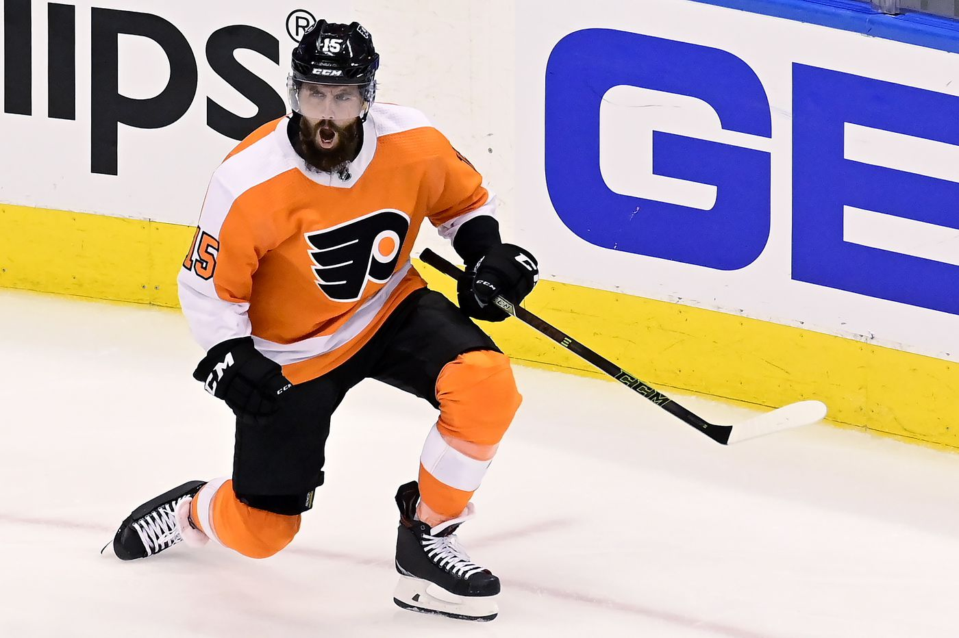 Something doesn't make sense about the Flyers' risky (but exciting) defensive group | Sam Carchidi