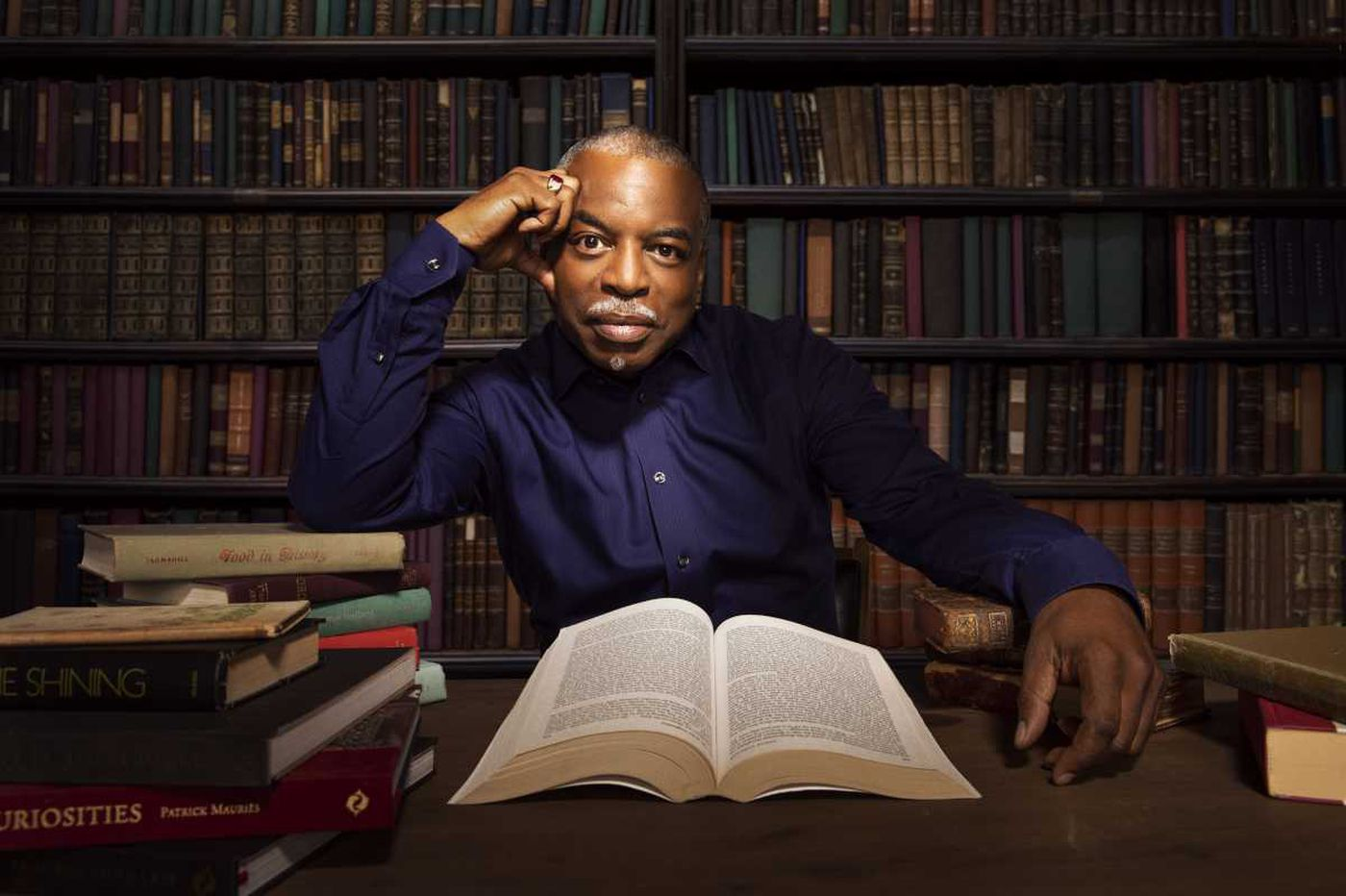 LeVar Burton ahead of South Jersey visit: 'Storytelling is a part of the human experience'