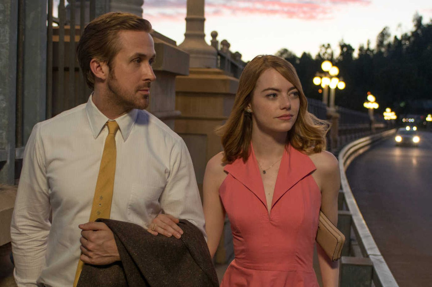 'La La Land' opens Philly film fest with joyous song-and-dance love story
