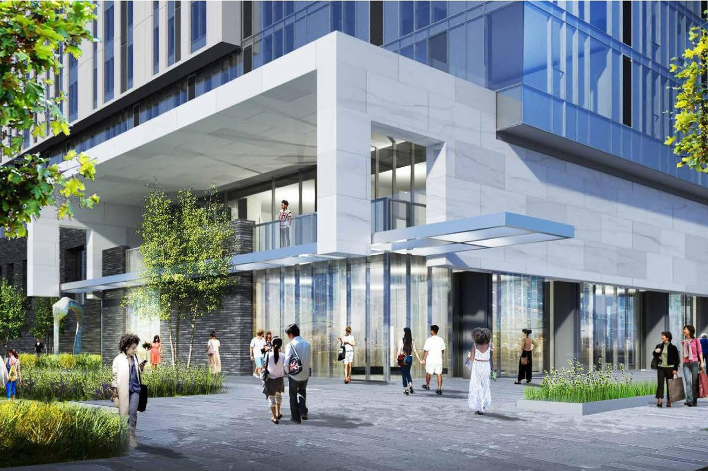 University City Newman Center slated for replacement with 30-story apartment tower