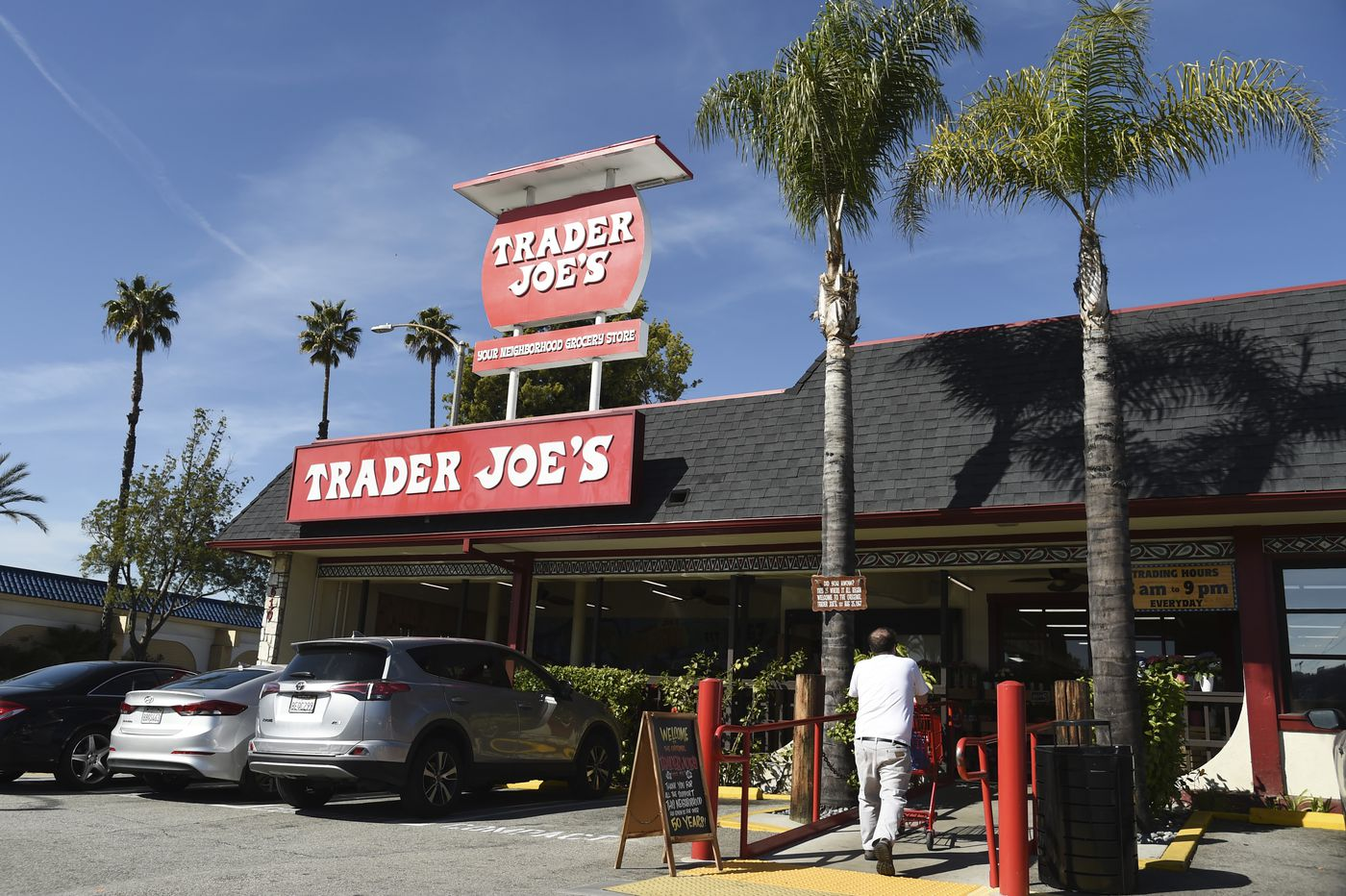 Trader Joe's removing 'racist packaging' after online petition