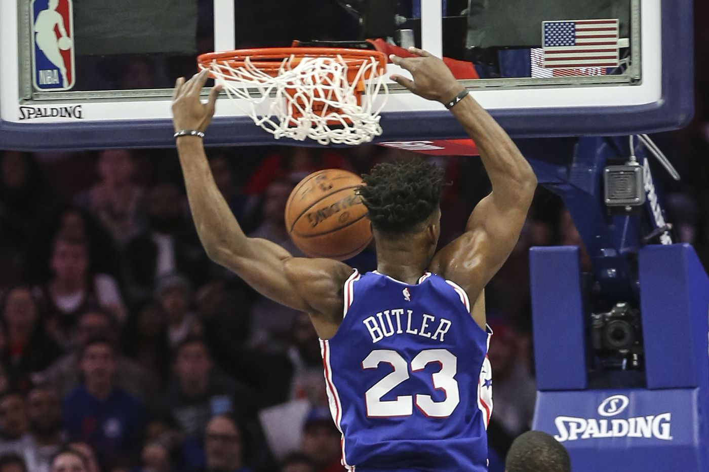 Sixers' Jimmy Butler not worried about current secondary role, 'I'm all for winning'