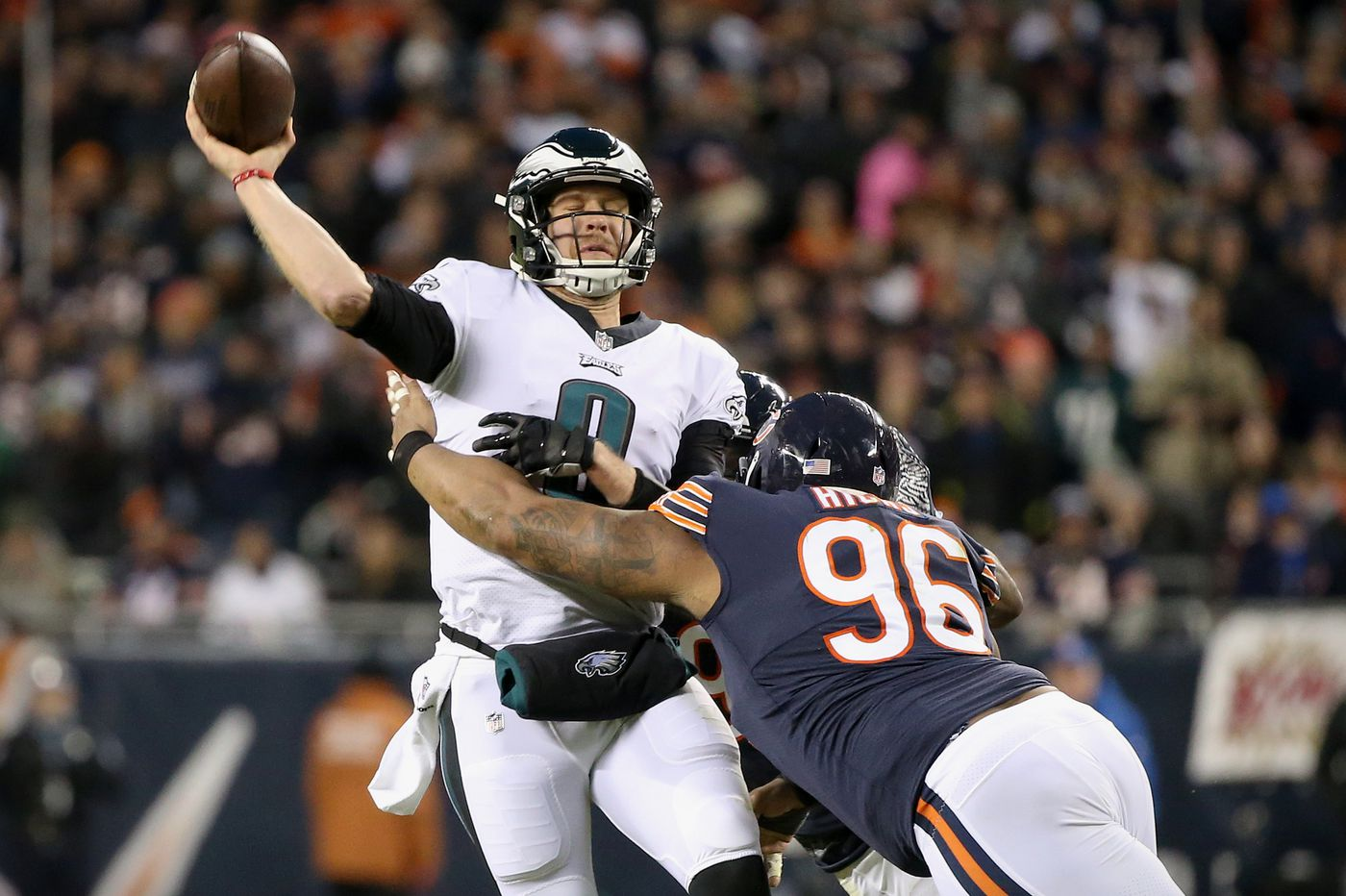 Eagles' win over Bears shows Super Bowl champions' toughness | Mike Sielski