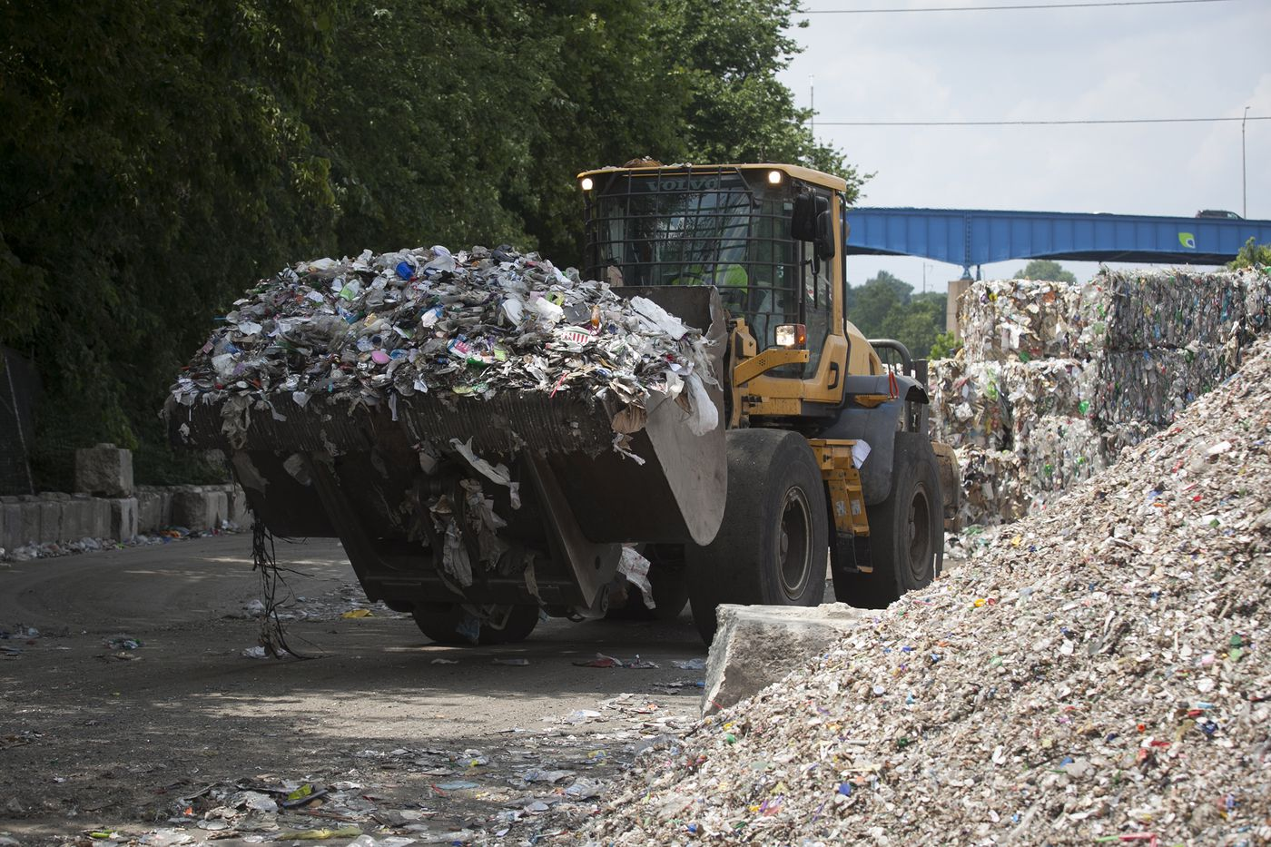 Recycling isn't helping Philly, Mike Pence is in town, where will Made In America go? | Morning Newsletter