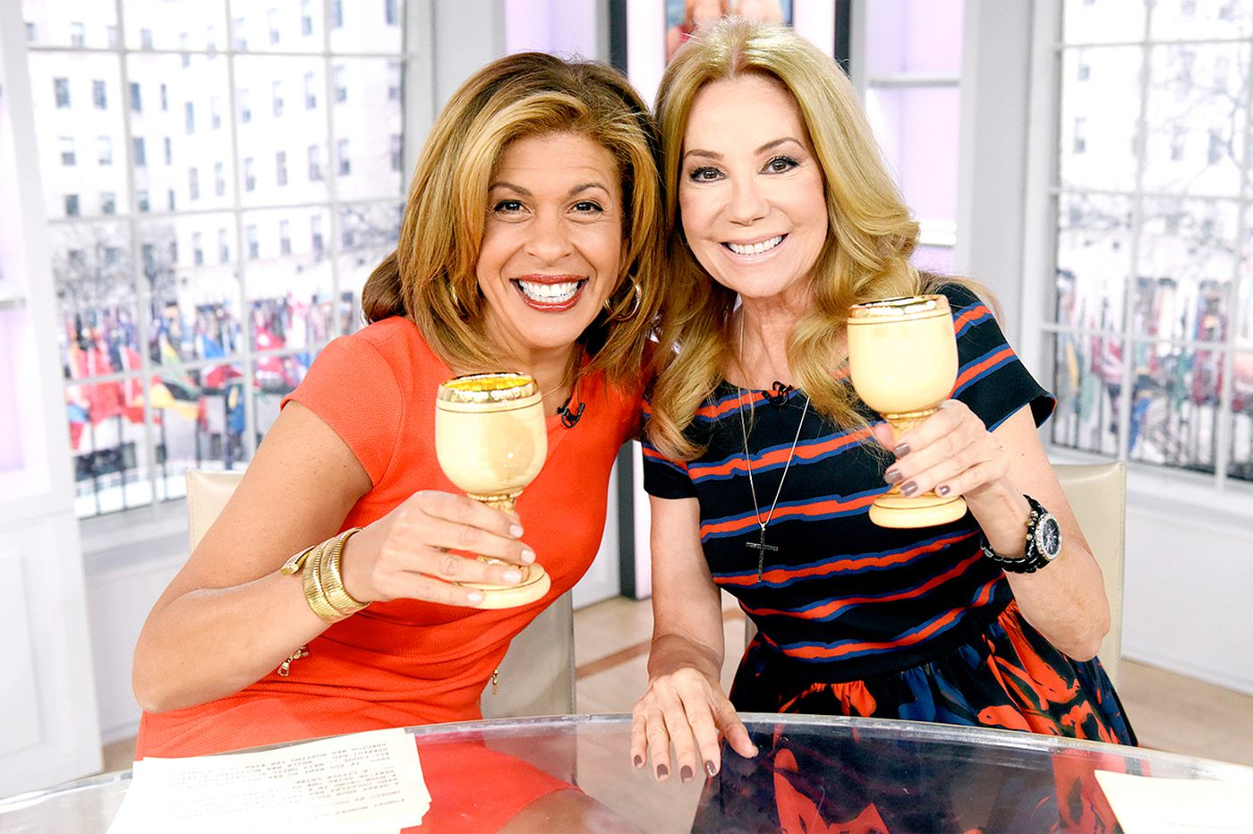 More changes to 'Today' show as Kathie Lee Gifford announces 'bittersweet' exit