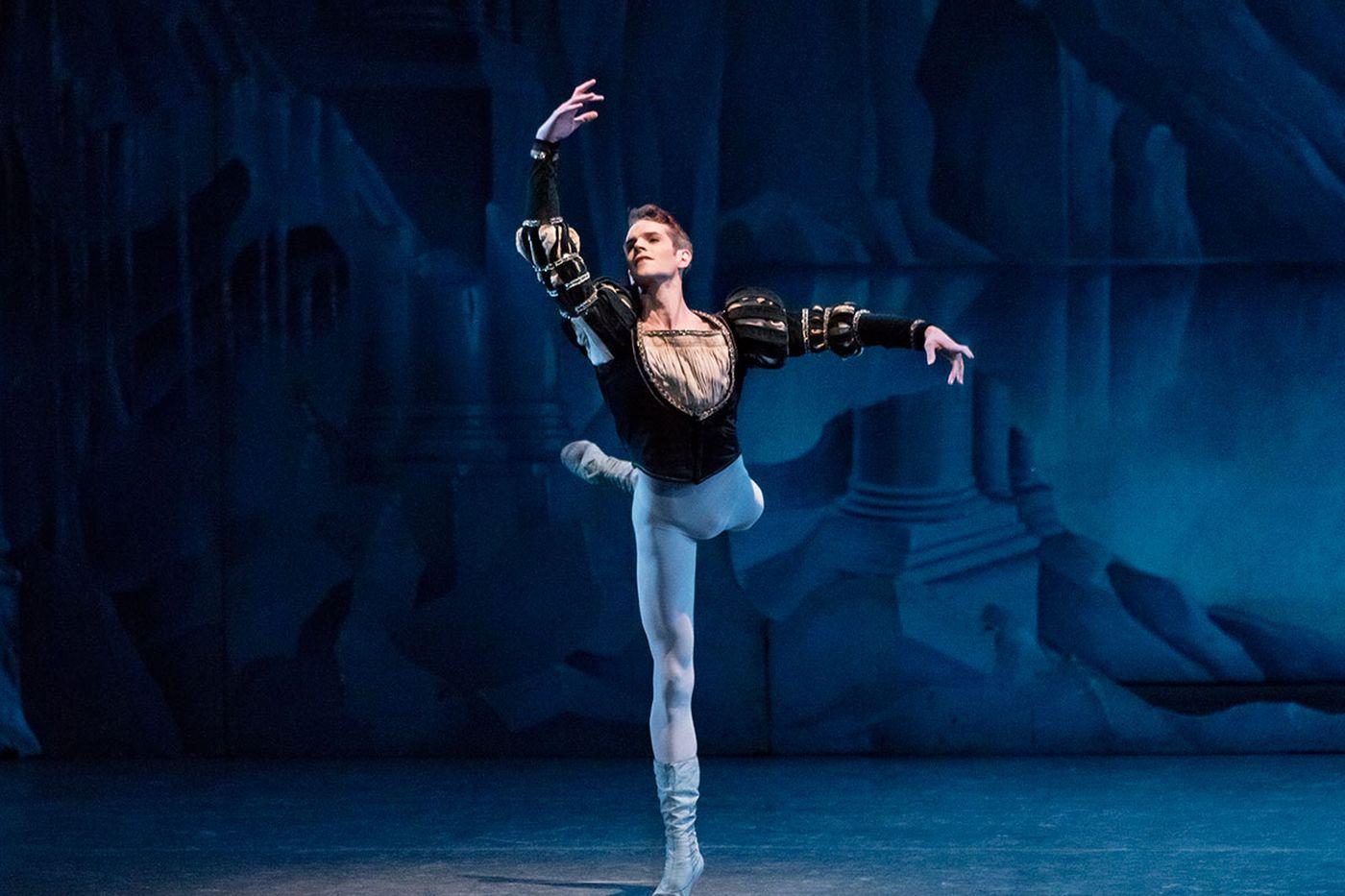 Wyndmoor's Janzen named principal dancer at New York City Ballet