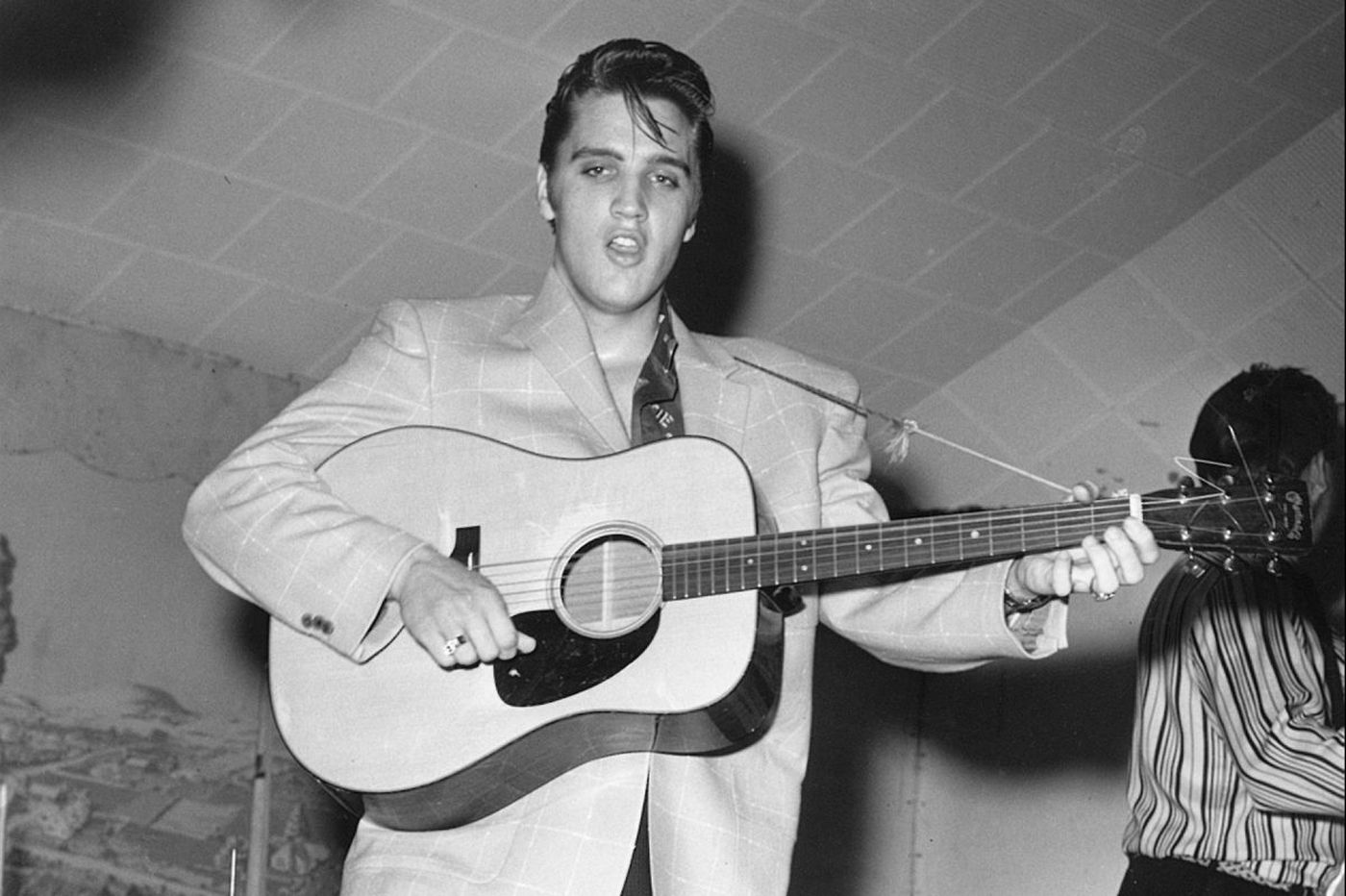 Lessons from Elvis on inspiring today's young people