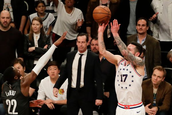 Sixers overcome Nets' adjustments, Caris LeVert's continued success to take commanding lead in NBA playoff series