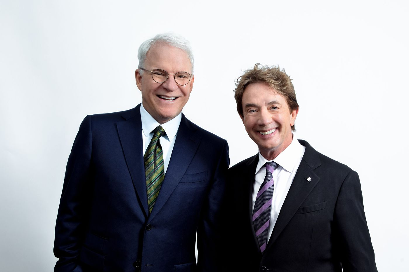 Steve Martin and Martin Short bring their musical extravaganza to the Mann Center