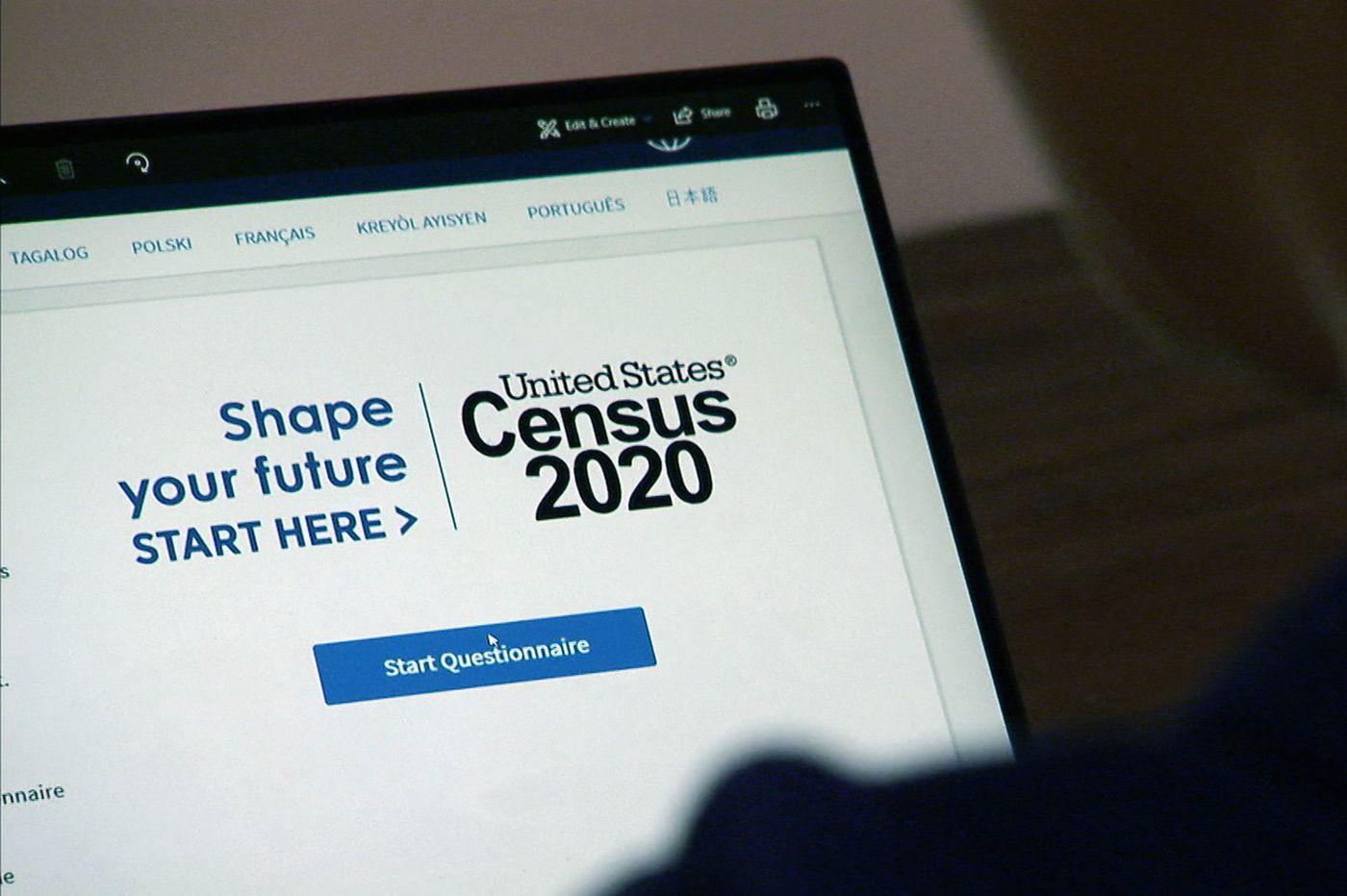 2020 Census has arrived. Here's what you need to know.