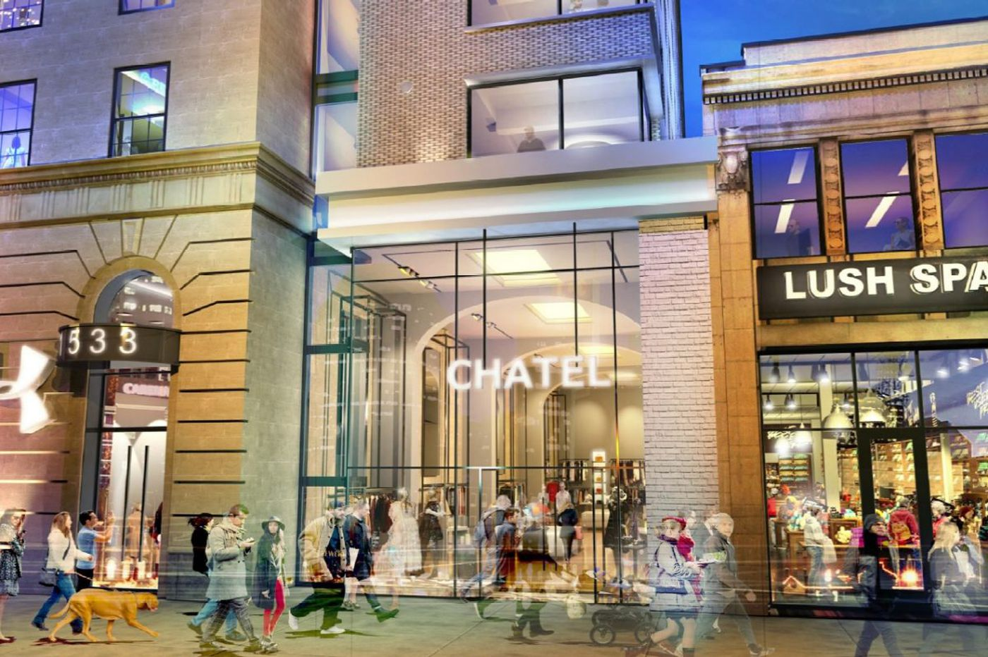 The Tie Bar, a Chicago-based men's store, to occupy former Lululemon site on Walnut St.