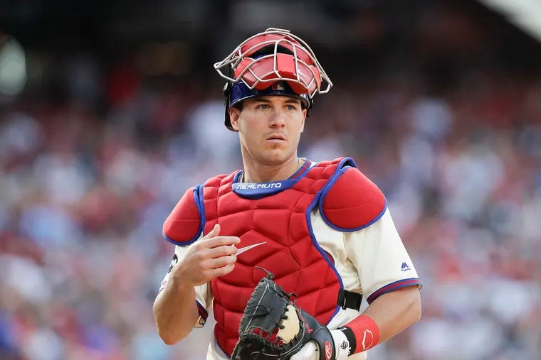 J.T. Realmuto is one of the game's best catchers. If the Phillies don't get him back, they don't much to replace him with.