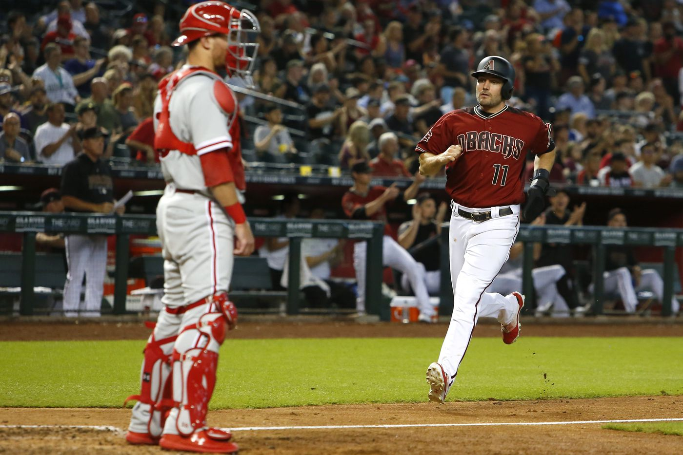 Vince Velasquez roughed up by Diamondbacks, as Phillies lose series in the desert