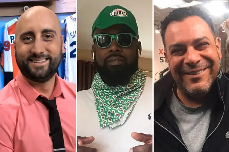 NBC Sports Philadelphia's Marc Farzetta and former Eagles lineman Tra Thomas will co-host 97.5 The Fanatic's new morning show. Anthony Gargano will move to middays.