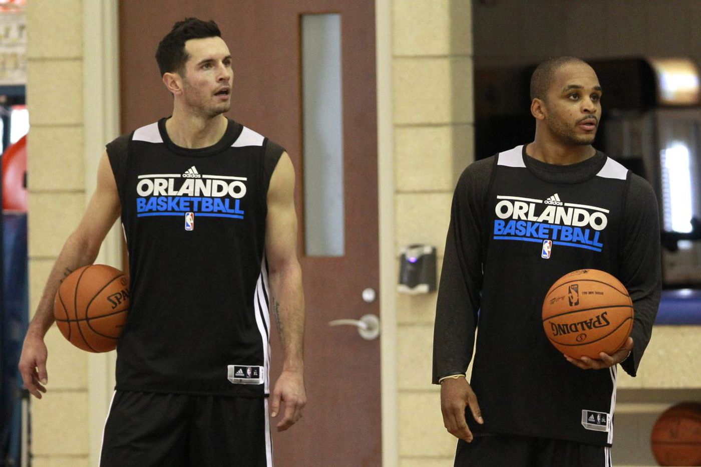 How Jameer Nelson helped make J.J. Redick an NBA player, and got a friend in return