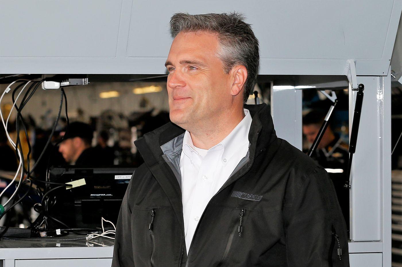 Penn State alum John Probst is guiding NASCAR's innovation program