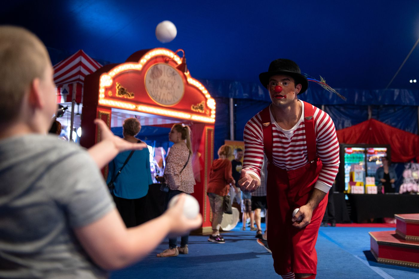 Big Apple Circus cancels arena tour amid low ticket sales, internal email shows
