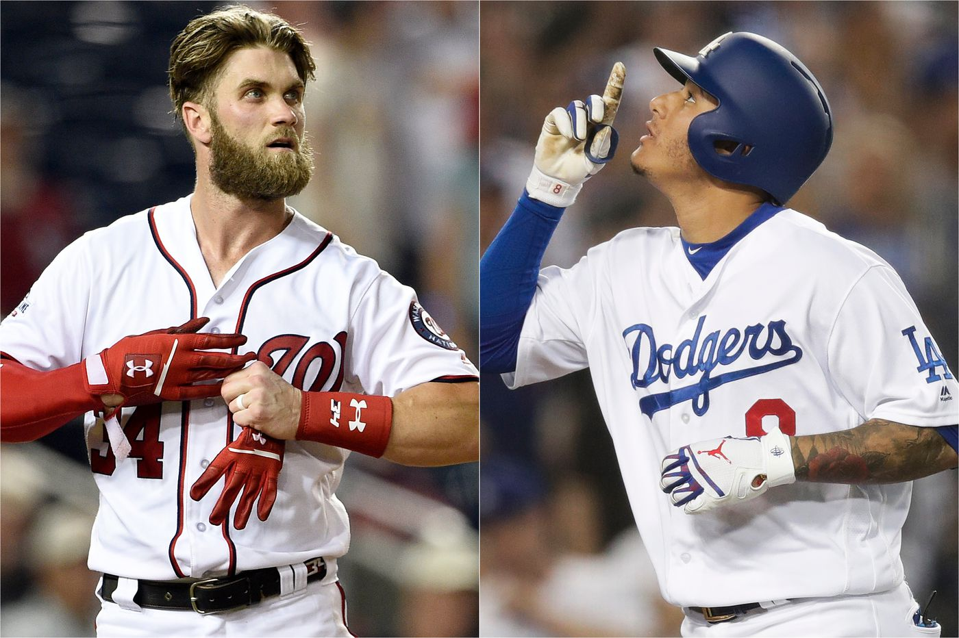 Bryce Harper or Manny Machado: Who would fit the Phillies best? | Scott Lauber