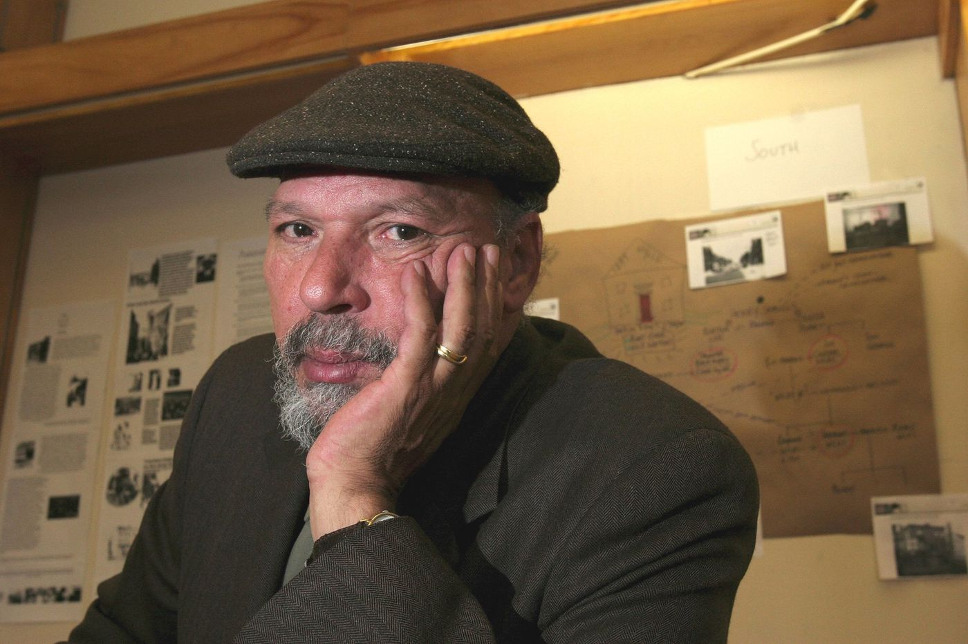 Playwright August Wilson to get Hollywood Walk of Fame star